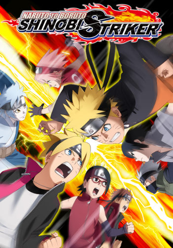 Naruto to Boruto Shinobi Striker PC Descargar