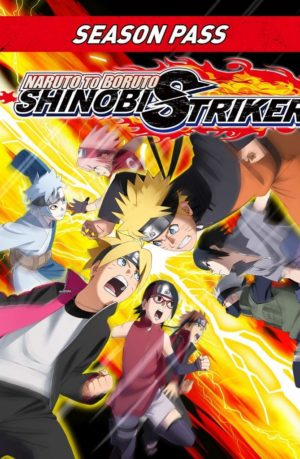 Naruto to Boruto Shinobi Striker Season Pass DLC PC Descargar