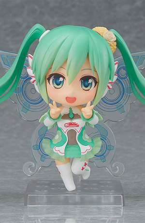 Nendoroid Figura Racing Miku 2017 Version 10 cm 01