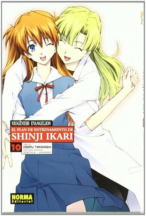 Manga Neogenesis Evangelion El Plan de Entrenamiento de Shinji Ikari 10