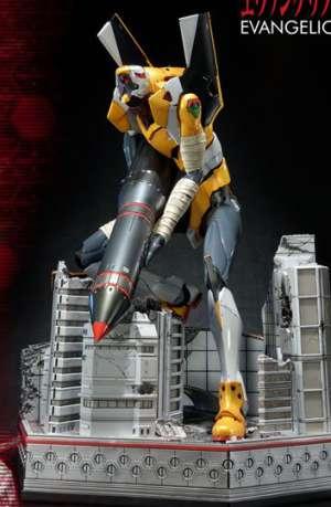 Neon Genesis Evangelion Estatua EVA Proto Type-00 63 cm 01
