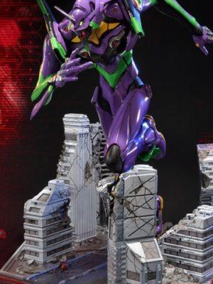 Neon Genesis Evangelion Estatua EVA Test Type-01 77 cm 01