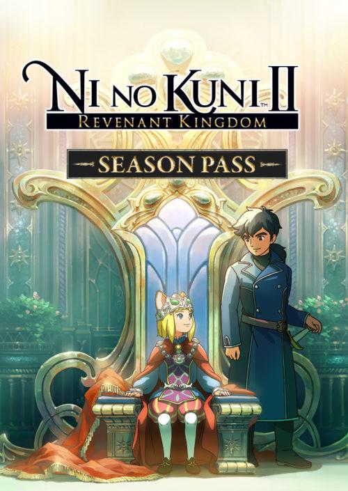 Ni No Kuni II Revenant Kingdom Season Pass DLC PC Descargar