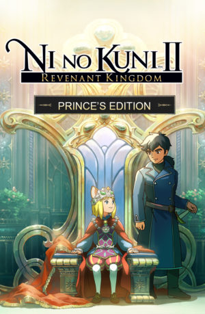 Ni No Kuni II The Prince's Edition PC Descargar