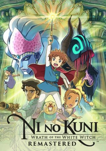 Ni no Kuni Wrath of the White Witch Remastered PC Descargar