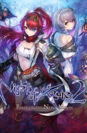 Nights of Azure 2 Bride of the New Moon PC Descargar