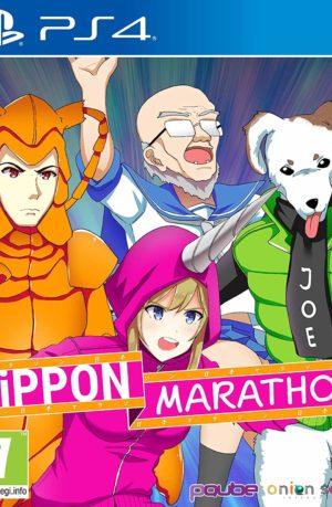 Nippon Marathon PS4