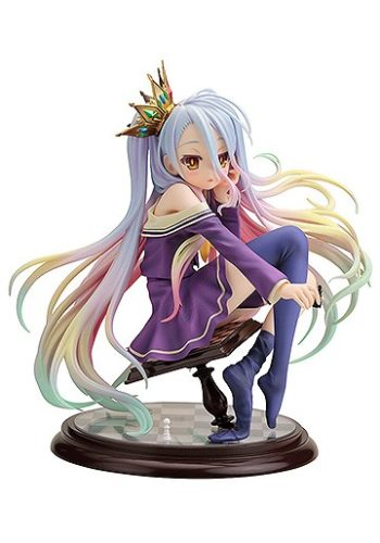 No Game No Life Figura Shiro 16 cm 01