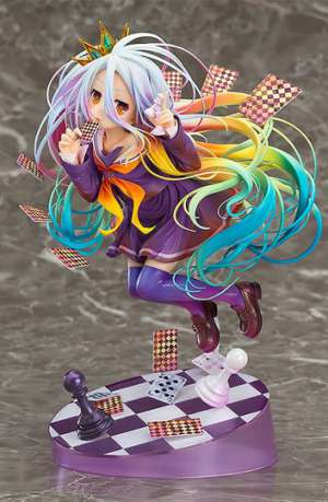 No Game No Life Figura Shiro 19 cm 01