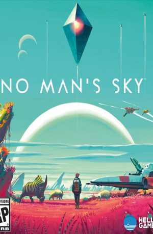 No Man's Sky PC Portada