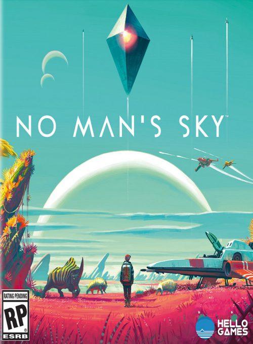 No Man's Sky PC Portada