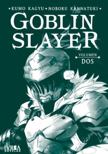 Novela Goblin Slayer 02