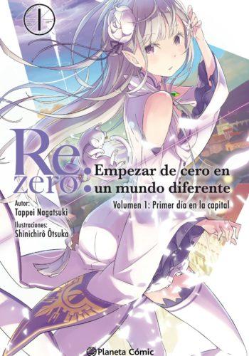 Novela Re: Zero 01