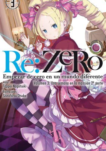 Novela Re: Zero 03