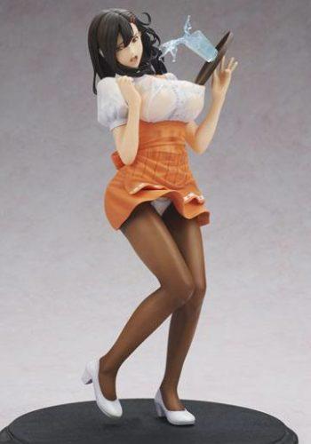 Oda Non Heroine Collections Figura PVC Wakazuma Waitress Hitomi 01