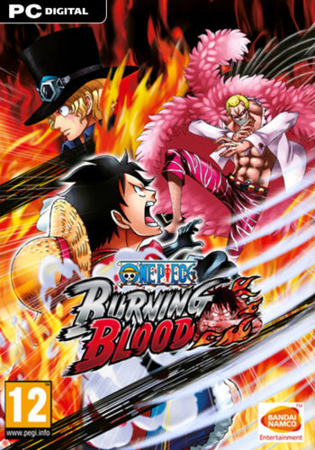 One Piece Burning Blood PC Descargar