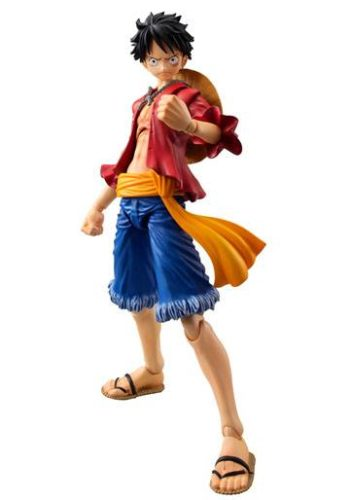 One Piece Figura Action Heroes Monkey D Luffy 01
