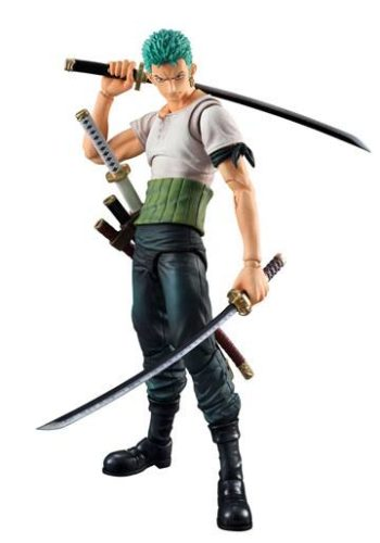 One Piece Figura Action Heroes Roronoa Zoro Past Blue 01