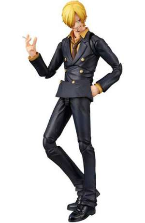 One Piece Figura Action Heroes Sanji 01