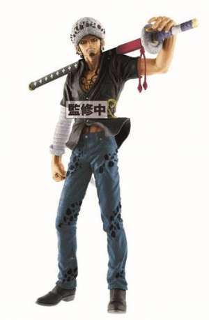 One Piece Figura Big Size Trafalgar Law 30 cm
