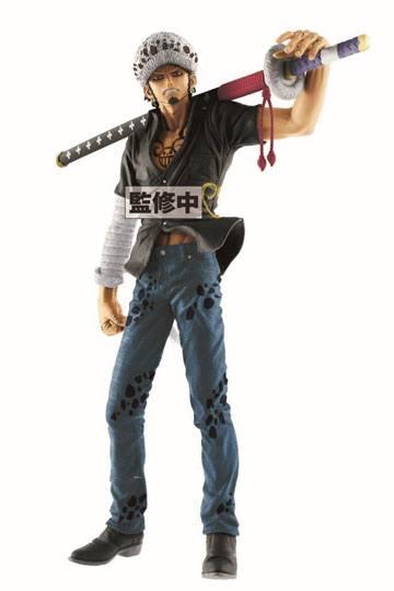 One Piece Figura Big Size Trafalgar Law 30 cm