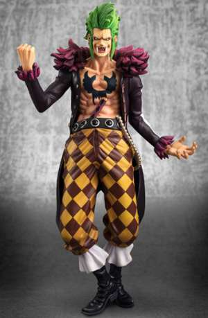 One Piece Figura Excellent Model POP Limited Bartolomeo Edicion 01
