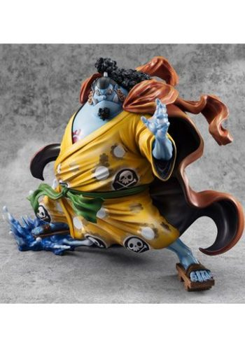 One Piece Figura Excellent Model POP Limited Edition SA Maximum Jinbe 01