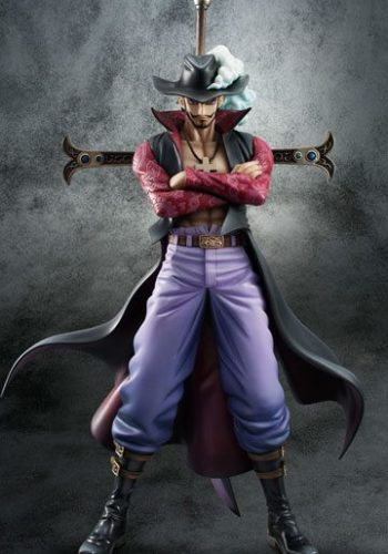 One Piece Figura Excellent Model POP Neo-DX Hawk-Eyes Dracule Mihawk Ver 2 01