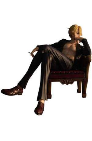 One Piece Figura Excellent Model POP SOC Sanji 01
