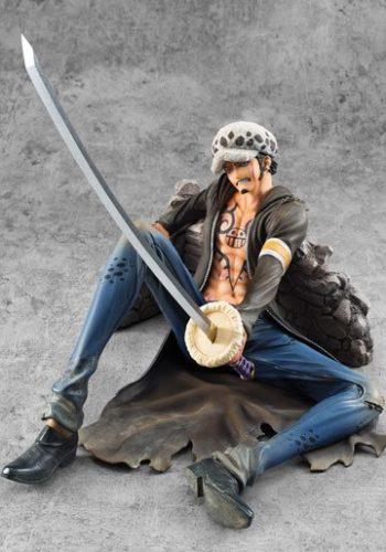 One Piece Figura Excellent Model P.O.P. Trafalgar Law Ver VS Limited Edicion 01