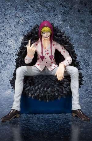 One Piece Figura FiguartsZERO Corazon Exclusive 14 cm