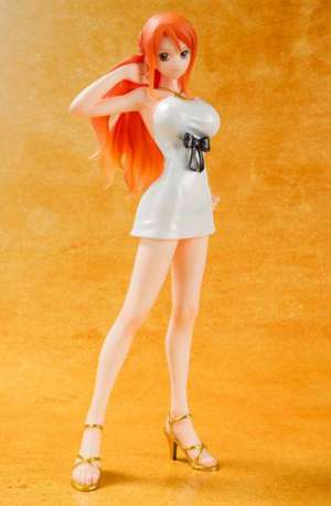 One Piece Figura FiguartsZERO Nami 14 cm