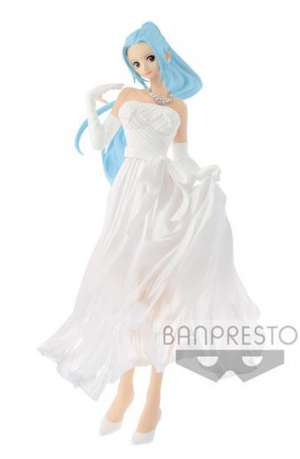 One Piece Figura Lady Edge Wedding Nefeltari Vivi Normal Color 23 cm
