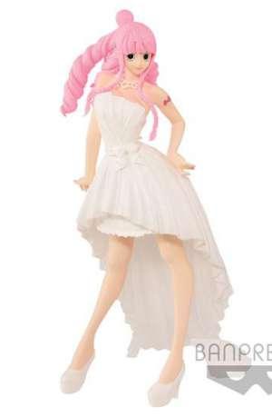 One Piece Figura Lady Edge Wedding Perona Normal Color 22 cm