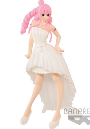 One Piece Figura Lady Edge Wedding Perona Normal Color 22 cm