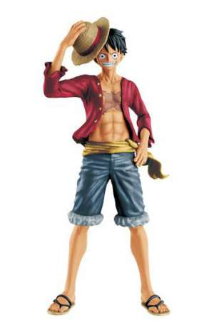 One Piece Figura Memory Monkey D. Luffy 25 cm