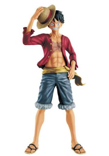 One Piece Figura Memory Monkey D. Luffy 25 cm