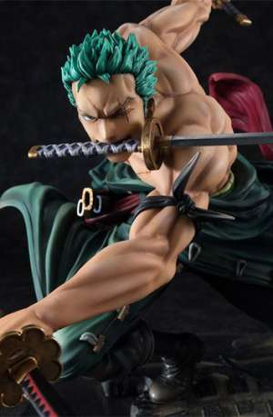 One Piece Figura Portrait Of Pirates SA-MAXIMUM Roronoa Zoro 21 cm