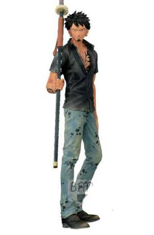 One Piece Figura Super Master Stars Piece Trafalgar Law 30 cm
