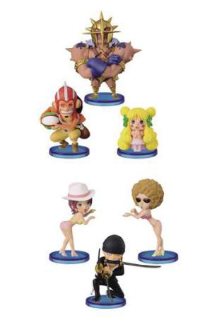 One Piece Figuras WCF ChiBi Surtido Dressrosa II 10 01