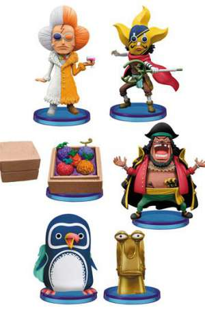One Piece Figuras WCF ChiBi Surtido Requested Selection 10 01
