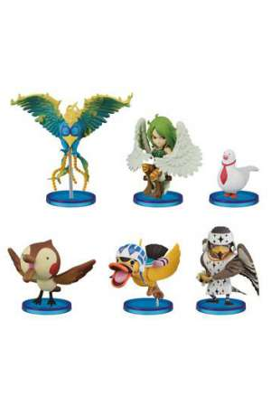 One Piece Figuras WCF ChiBi Surtido The Year of the Rooster 01