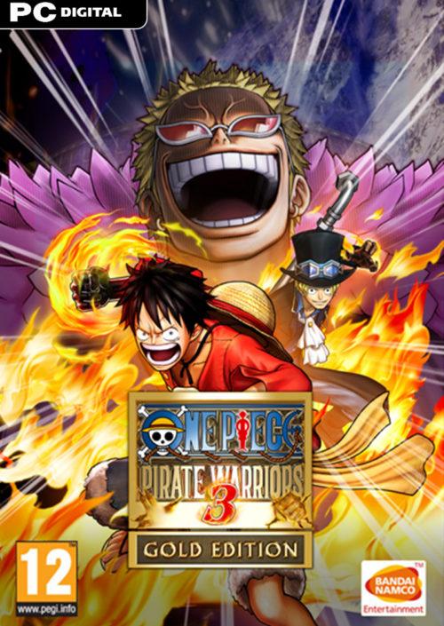 One Piece Pirate Warriors 3 Gold Edition PC Descargar