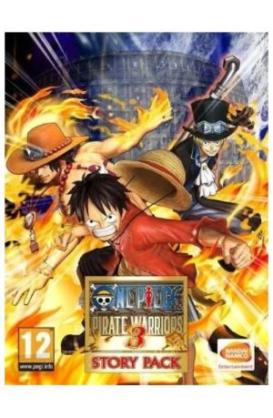 One Piece Pirate Warriors 3 Story Pack PC Descargar