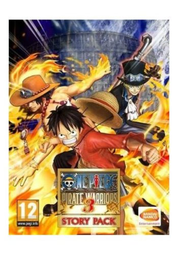One Piece Pirate Warriors 3 Story Pack PC Descargar