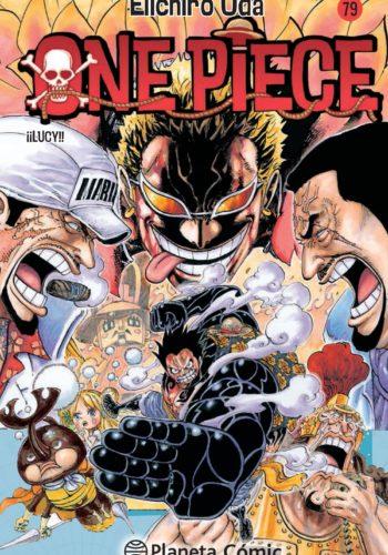 Manga One Piece Tomo 79