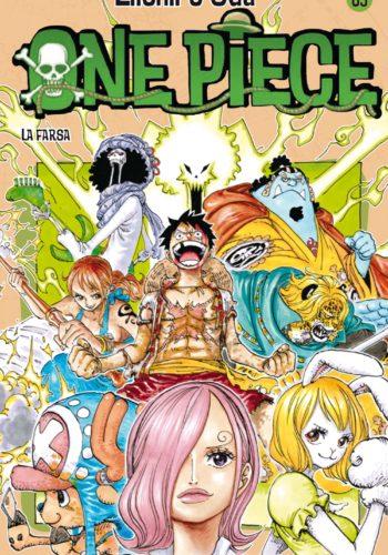 Manga One Piece Tomo 85