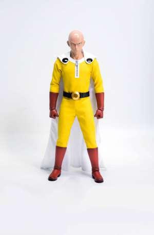 One Punch Man Figura Saitama 30 cm 01