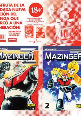 Pack Mazinger Z