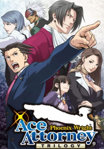Phoenix Wright Ace Attorney Trilogy PC Descargar